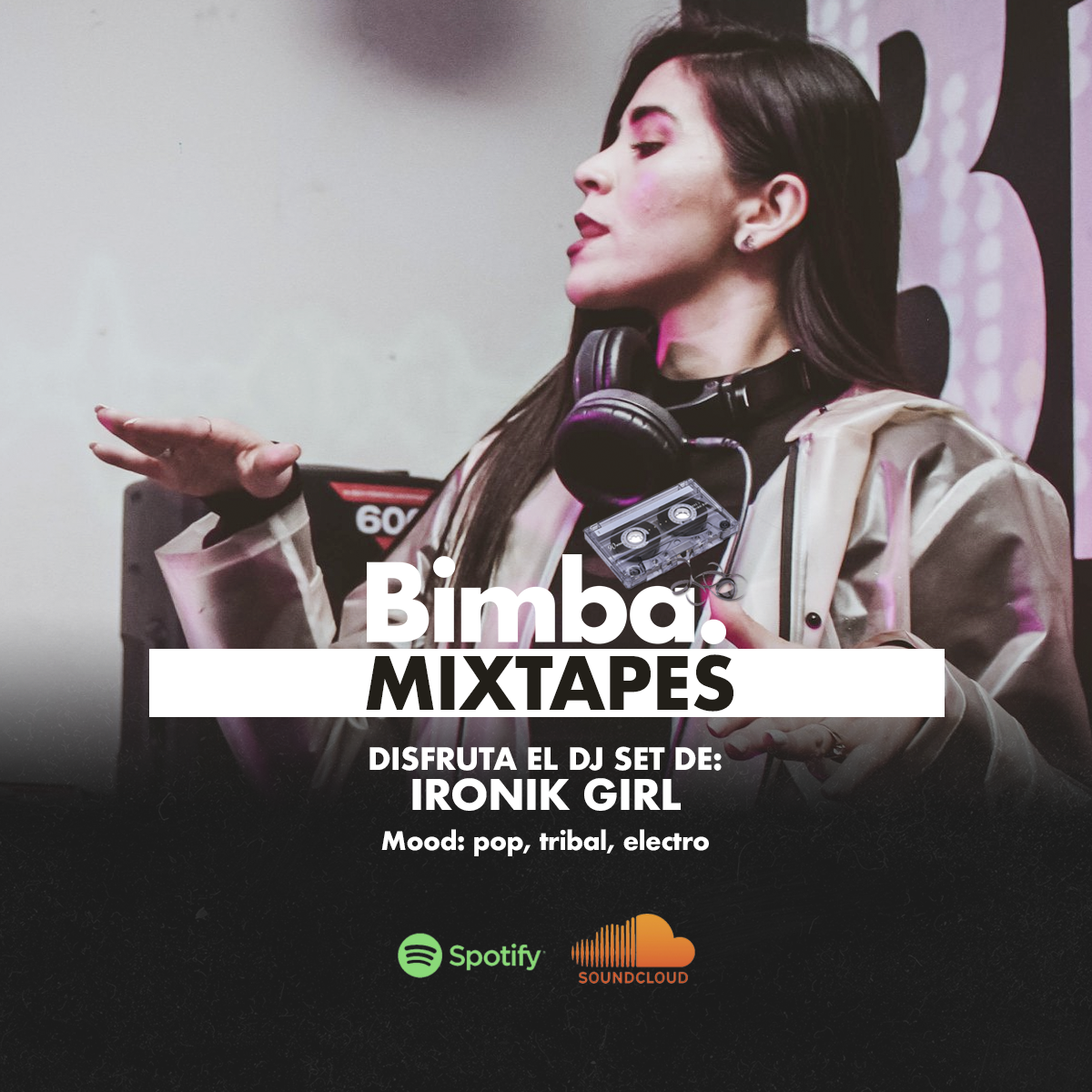 Mixtape: Ironik Girl - Abril 2020 - @ValdiviaEsBimba